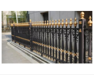 Yongkang anyi trade co., ltd.  Wrought Iron Railing