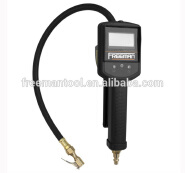 Freeman Digital Tire Inflator with LED Pressure Gauge and Work Light