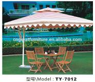 2019 Portable Plus Picnic Wood Folding Picnic Table with umbrella
