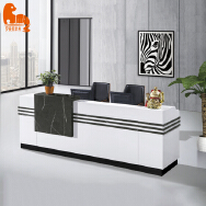 Foshan Luomansi Furniture Co., Ltd. Reception Desks