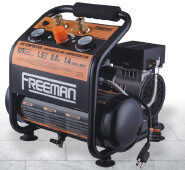 Air Compressor Free Oil 1.5 Gallons 62dB(A)