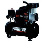 Freeman 50L Oil-free low noise Air Compressor 50 litre