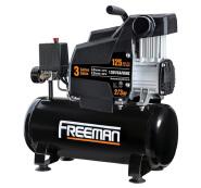 Freeman mini portable 3 GALLON 11 L oil free screw air compressor