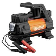 Freeman High Power Portable 12V 45L Tire Inflator for car