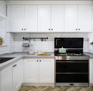 Australia project household Mix Kitchen corner units, Kitchen Cabinet with high quality