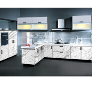 hot sale scratch proof high quality kitchen unit made in China