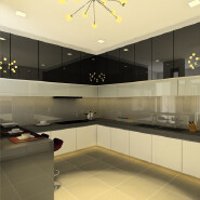 plywood mdf kitchen cabinet carcass