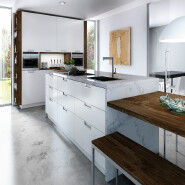 Fashionable Kitchen Design Lacquer Kitchen Cabinet From China