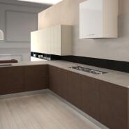 resin prefab cheap kitchen cabinet countertop