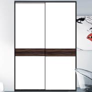 double door wardrobe design