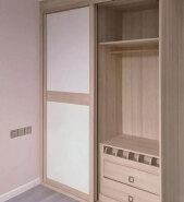 Children's white wardrobe double color wardrobe buy furniture from china online
