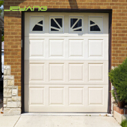 China supplier steel metal garage door panels