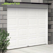 Waterproof waterproof rolling china sectional garage door