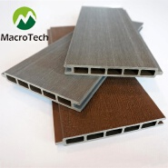 Most popular easy install wpc composite fence panel