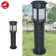 ip65 high luminous flux waterproof power led solar lawn lamp decorative price