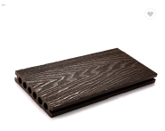 Natural wood plastic timber composite flooring decking