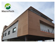 Extrusion Technics decorative wall cladding boards