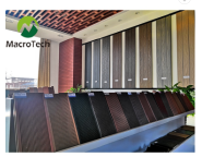 Sincerity 's Manufacturer embossing best wpc Decking/Flooring/Boards building materials