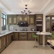 Guangdong Bomei Windows & Doors Co., Ltd. Solid Wood Cabinets