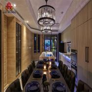 Guangdong Bomei Windows & Doors Co., Ltd. PVC Membrane Cabinet