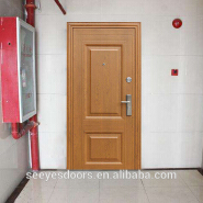 apartment stair exit 90 minutes wood fire door
