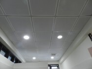 C&L Products Sdn Bhd Aluminum Gusset Ceiling