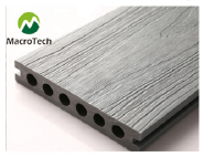 Extrusion Decorative WPC Wall Decking Board Outdoor