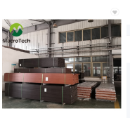 Support customization Anti-Corrosion WPC Composite Decking Boards for Outdoor Floor Covering
