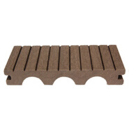 solid outdoor decking H-B007