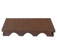 solid outdoor decking H-B008