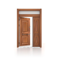 Wood-Plastic Door  VL-3001