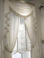 Zhejiang haining diyijia textile co.,ltd. Window Curtains