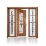 Wood-Plastic Door  VL-3002