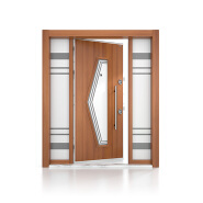 Wood-Plastic Door  VL-3004