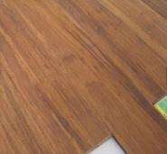 Engineered Strand Woven Carbonized Bamboo Flooring