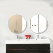 SHUNDE CRYSTAL GLASS & MLRROR CO.,LTD Bathroom Mirrors