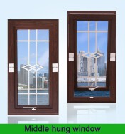 Guangzhou Luhaitian Windows & Doors Co., Ltd. UPVC Windows