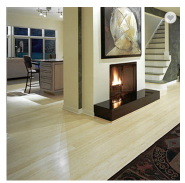 Vertical Carbonized Color Laminated Cheap Solid Bamboo Flooring