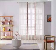 Haining Shuilianfang home textile Window Curtains
