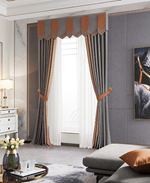 Haining pharaoh textile technology co.,ltd. Window Curtains