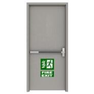 XSF 90mins Galvanized Fireproof Steel Door Design