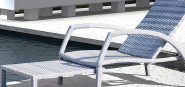 outdoor beach bed rattan chaise lounge folding sun lounger used garden outdoor