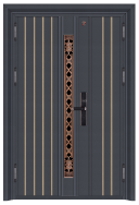 Foshan Xilong Laiwei Shi Stainless Steel Door Factory Stainless Steel Doors