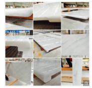 Carrara Venato Orient White Marble Vanity Top Countertops