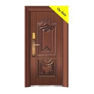 XSF Low Price steel door design philippines powder coated safety steel door design security steel do