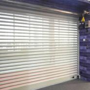 Sale cheap industrial security roller shutter door