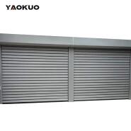 Commercial customizable cold room security roller shutter door