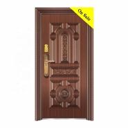 XSF Low Price china steel door low prices steel net door design armored steel security doors for who