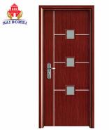 2018 new single wpc bedroom doors design