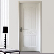 Golden suppliers Alibaba recommended flower design WPC door for bedroom